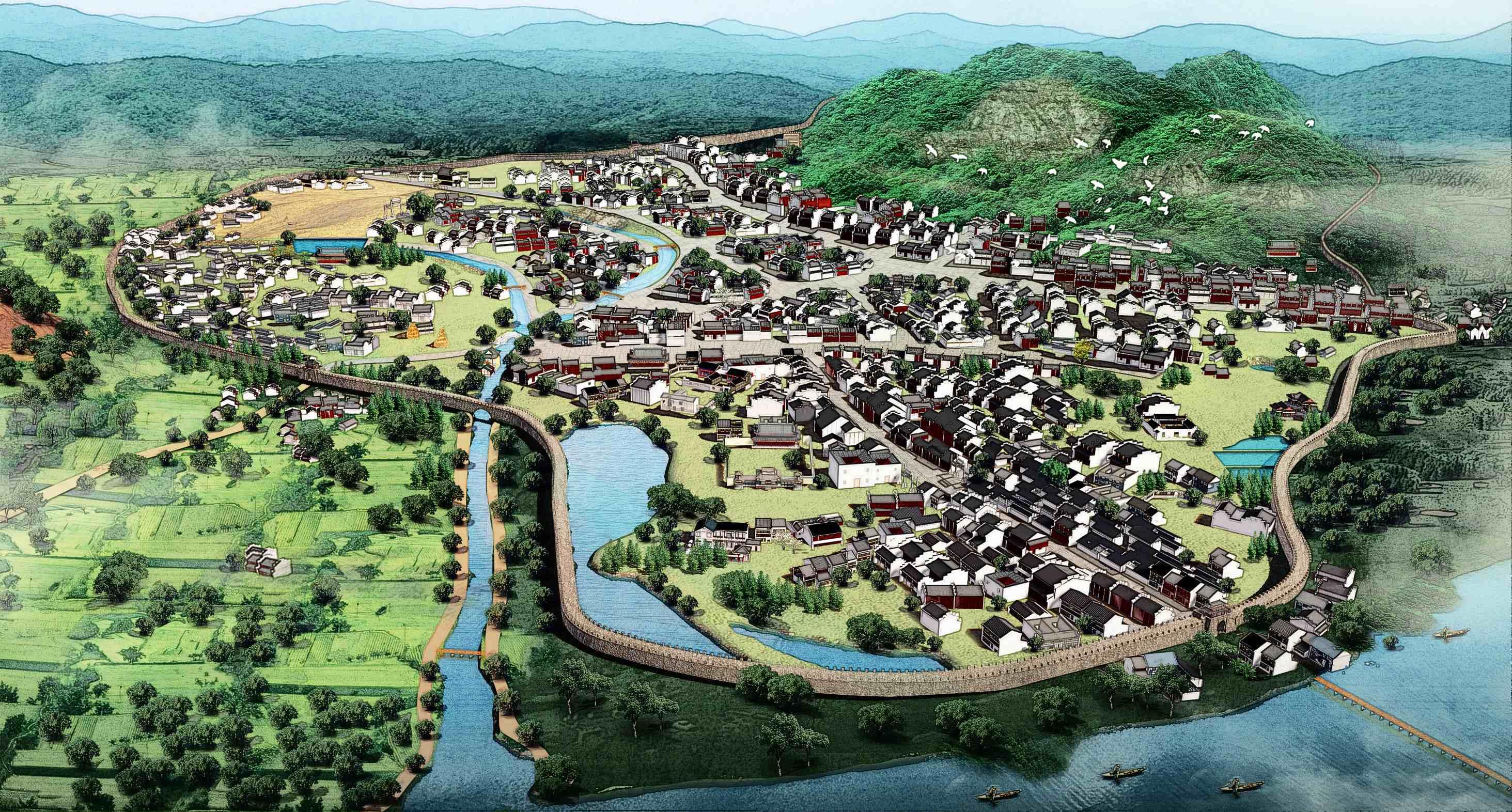 千岛湖水下古城旅游开发总体规划